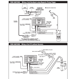 ford ignitions wiring a ford tfi without harness installation instructions 17 m s d msd 6421 6al 2 ignition control installation user manual page 17  [ 954 x 1235 Pixel ]