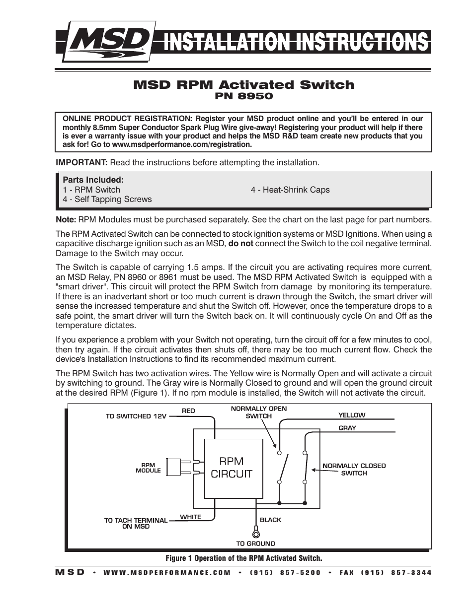 msd 8950 rpm activated switch installation page1?resize\\\=665%2C861 msd 8728 rev limiter wiring diagram wiring diagram shrutiradio msd 8738 wiring diagram at virtualis.co