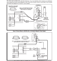 gm hei distributor installation instructions 5 m s d msd 7330 7algm hei distributor installation instructions [ 954 x 1235 Pixel ]