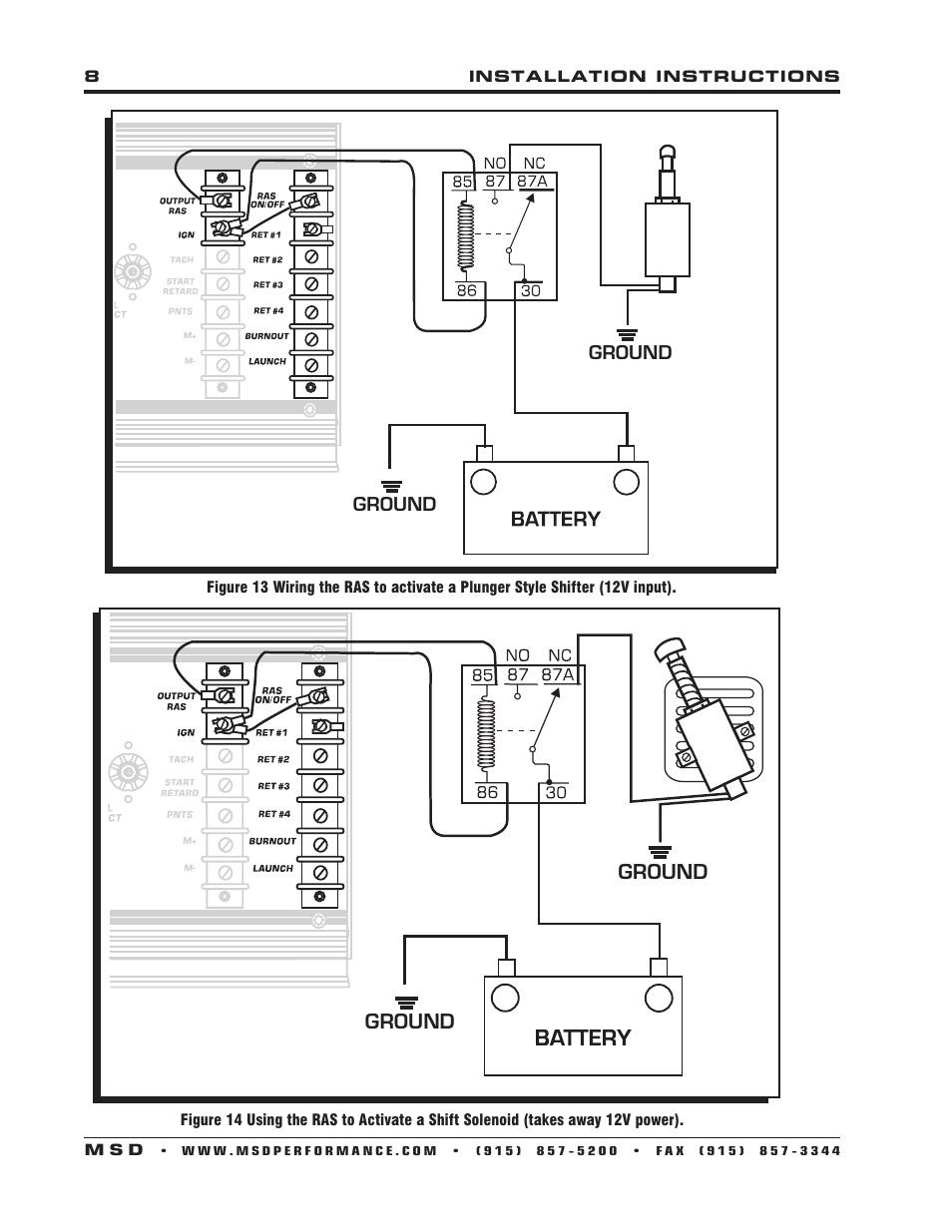 medium resolution of  msd ignition 7al 3 wiring diagram wiring diagram on msd 5 wiring diagram mallory