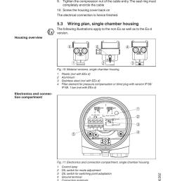 3 wiring plan single chamber housing vega vegaswing 63 transistor npn  [ 954 x 1354 Pixel ]