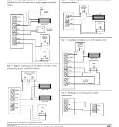 typical application diagrams altronix al175ulx installation instructions user manual page 4 4 [ 954 x 1235 Pixel ]
