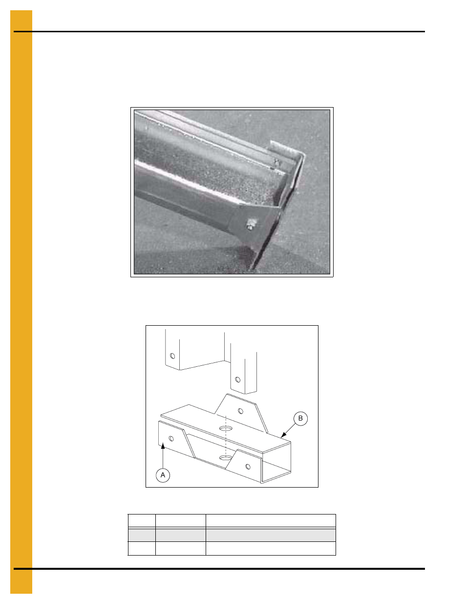 medium resolution of legs and leg bracing chapter 13 legs and leg bracing tank legs and leg braces grain systems tanks pneg 1460 user manual page 68 106