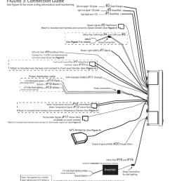 cj gps speedometer cluster installation figure 3 connection guide inverter speedhut [ 954 x 1235 Pixel ]