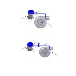 External Wastegate Diagram 2001 Nissan Pathfinder Bose Stereo Wiring Sealing Ring Free For You Turbosmart Wastegates Ultra Gate 38 No Locking Rh Manualsdir Com Turbo