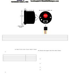 glowshift 7 color series 30 000 psi fuel rail pressure gauge user manual 4 pages [ 954 x 1235 Pixel ]