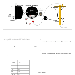 Glowshift Trans Temp Gauge Wiring Diagram Nissan X Trail T31 Audio For Boost Schematic Data Today Oil Pressure Sensor