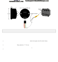 glowshift digital series celsius water temperature gauge user manual 3 pages also for celsius water temperature gauge [ 954 x 1235 Pixel ]