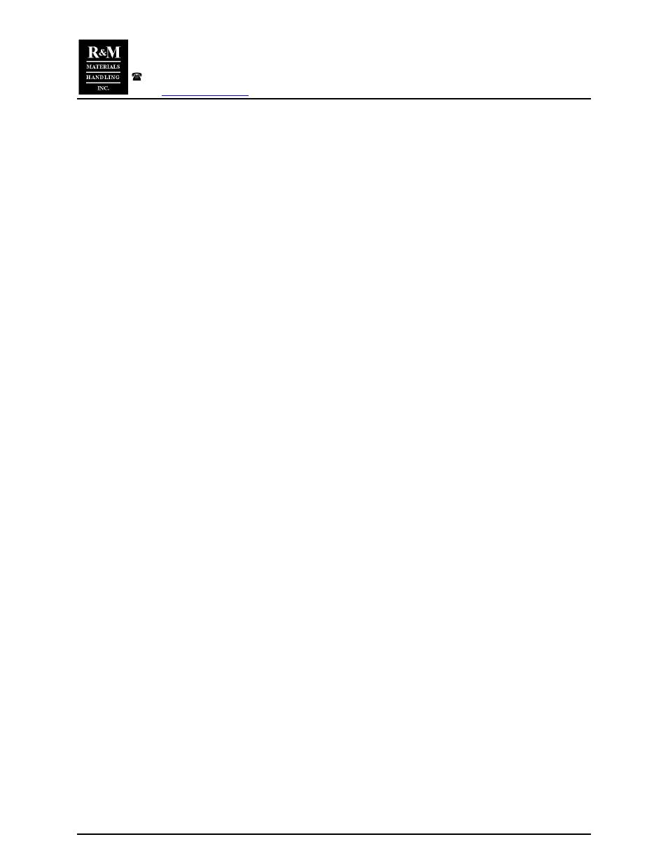 medium resolution of r u0026m materials handling chain hoist packages user manual 30 pagesrm hoist wiring diagram
