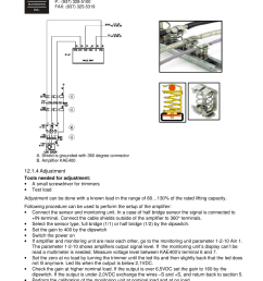 r m materials handling hoist monitors user manual page 62 105 r amp m hoist wiring diagram [ 954 x 1235 Pixel ]