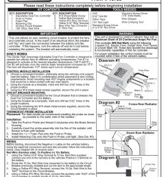 derale performance high amperage adjustable dual electric fan diagram further derale electric fan wiring on derale fan wiring [ 954 x 1235 Pixel ]