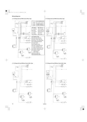 Wiring diagrams | Unique Industries Honda GX690 User