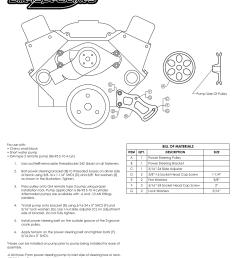 gm power steering pump diagram [ 954 x 1235 Pixel ]