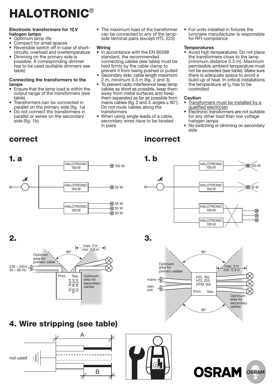 OSRAM HALOTRONIC-COMPACT