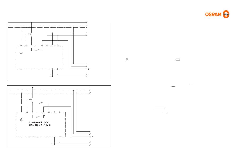 medium resolution of osram dali con 1 10 li user manual 3 pages