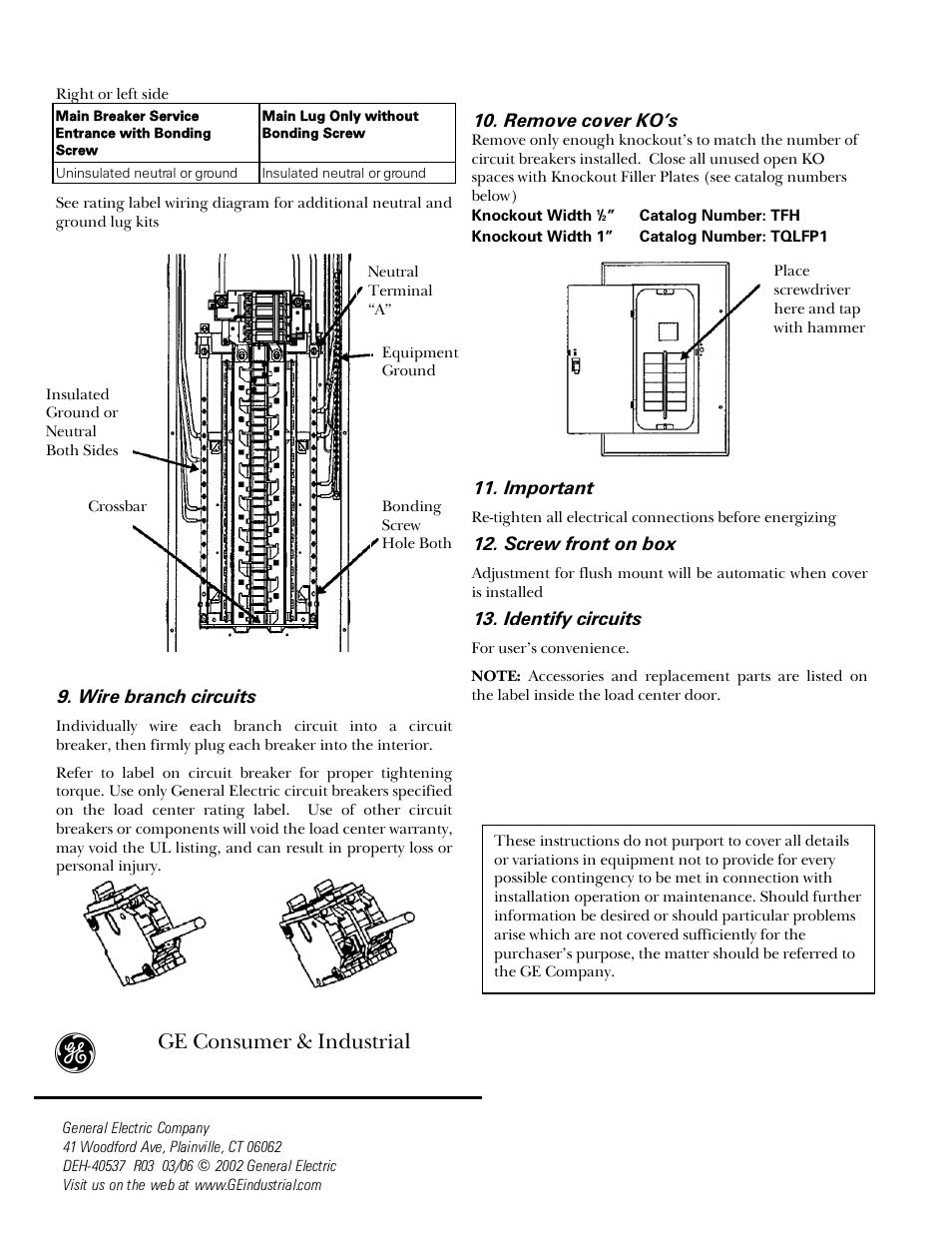medium resolution of general electric circuit breakers diagram wiring diagram general electric circuit breakers diagram