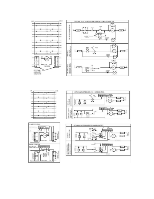small resolution of ge 4 pole contactor control diagram wiring diagram blogs magnetic contactor 1 pole relay wiring ge 4 pole contactor wiring diagram control