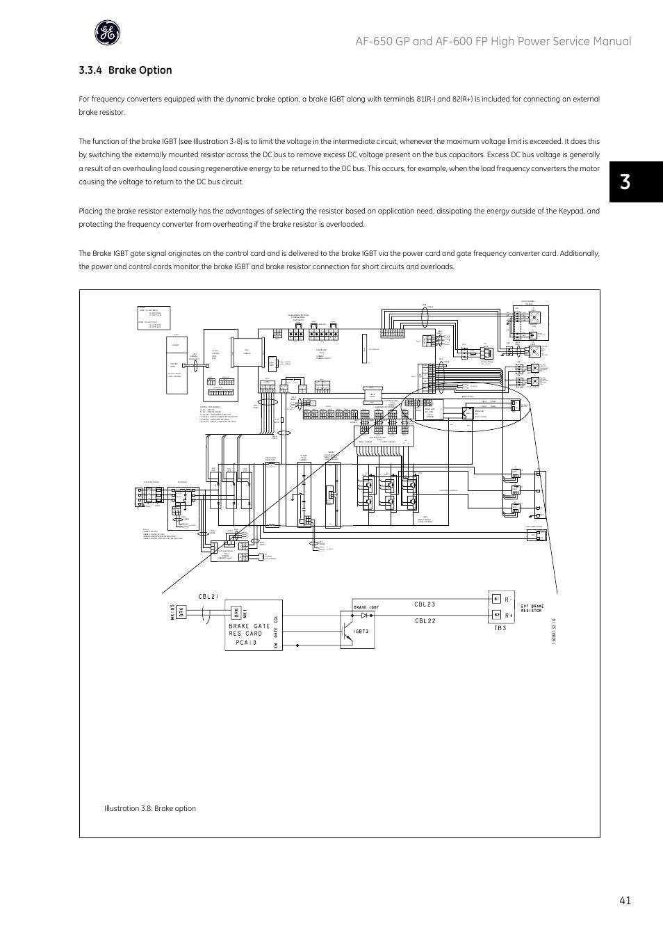 medium resolution of 4 brake option s l2 t l3 m sensors current scr gate