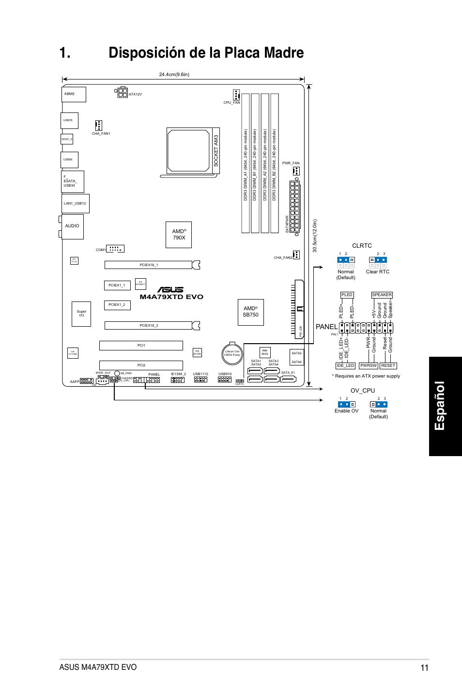 ASUS M4A79XTD EVO MANUAL PDF