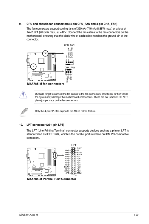 small resolution of parallel port wiring diagram