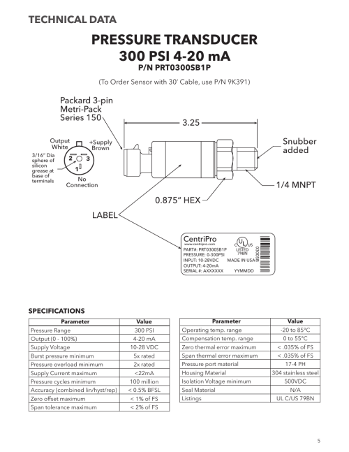 small resolution of technical data centripro xylem adden600v r1 aquavar cpc centrifugal pump control 600 volt addendum user manual page 5 8