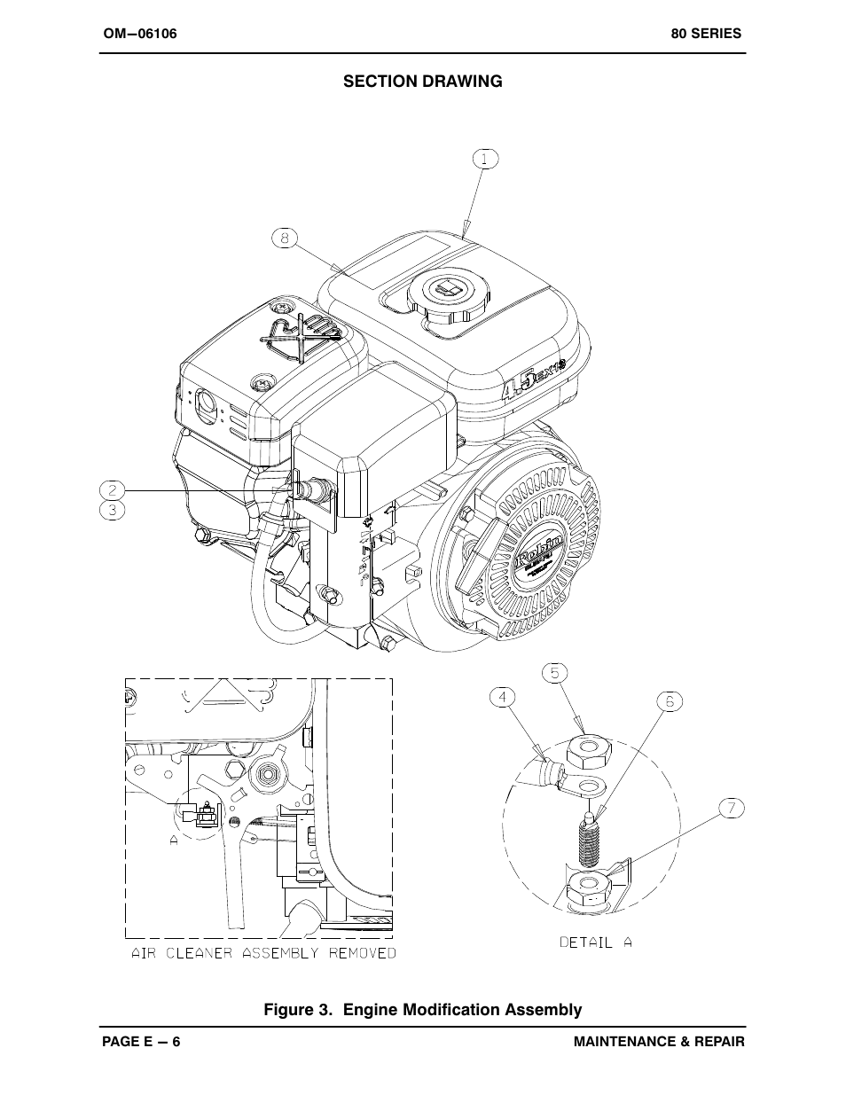 Gorman-Rupp Pumps 82D1-EX13-X 1390156 and up User Manual