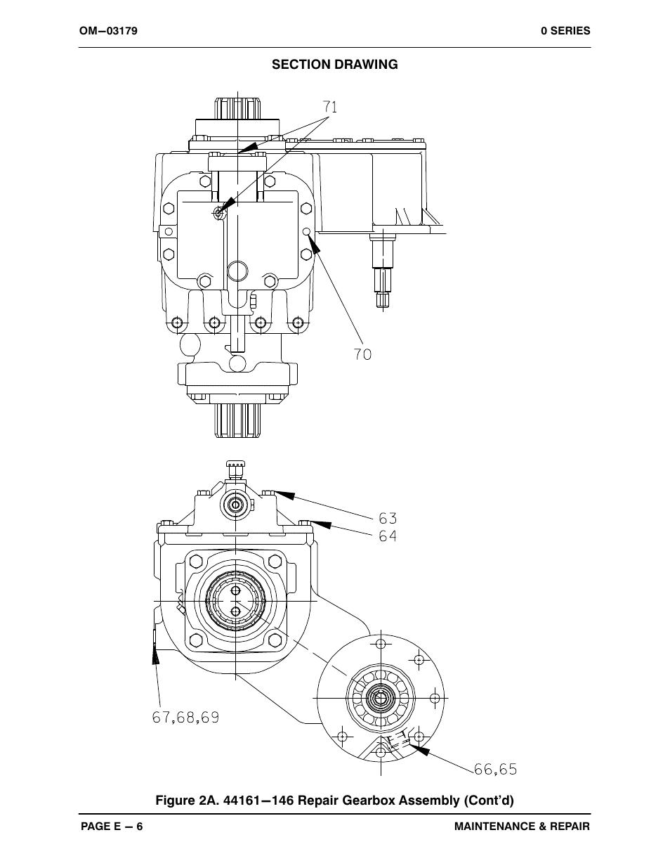 Gorman-Rupp Pumps 06C1-GHH 1071445 and up User Manual