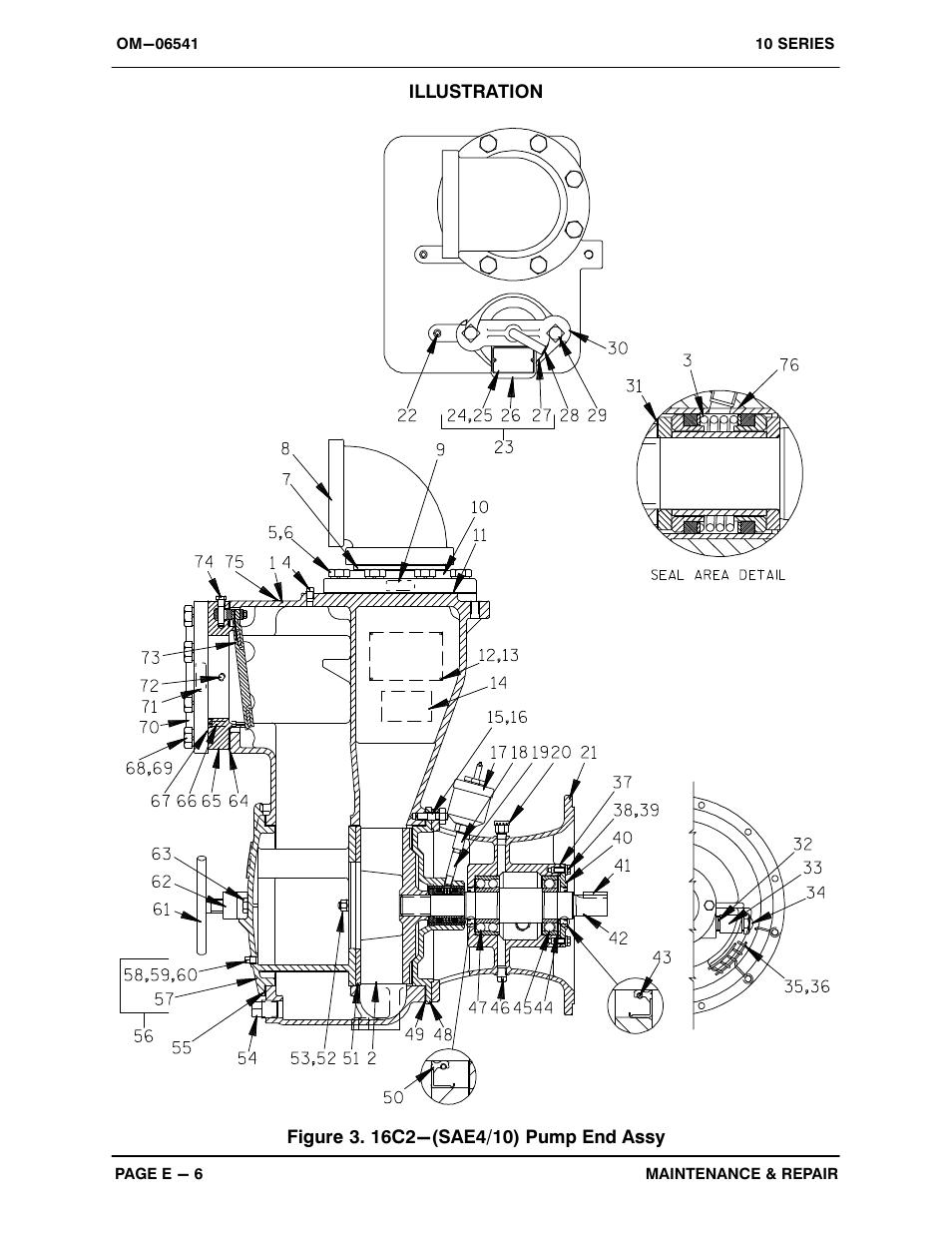 Gorman-Rupp Pumps 16C2-4045T 1514991 and up User Manual