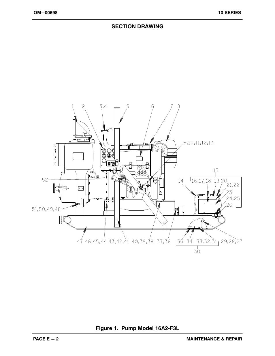 Gorman-Rupp Pumps 16A2-F3L 1317807 and up User Manual