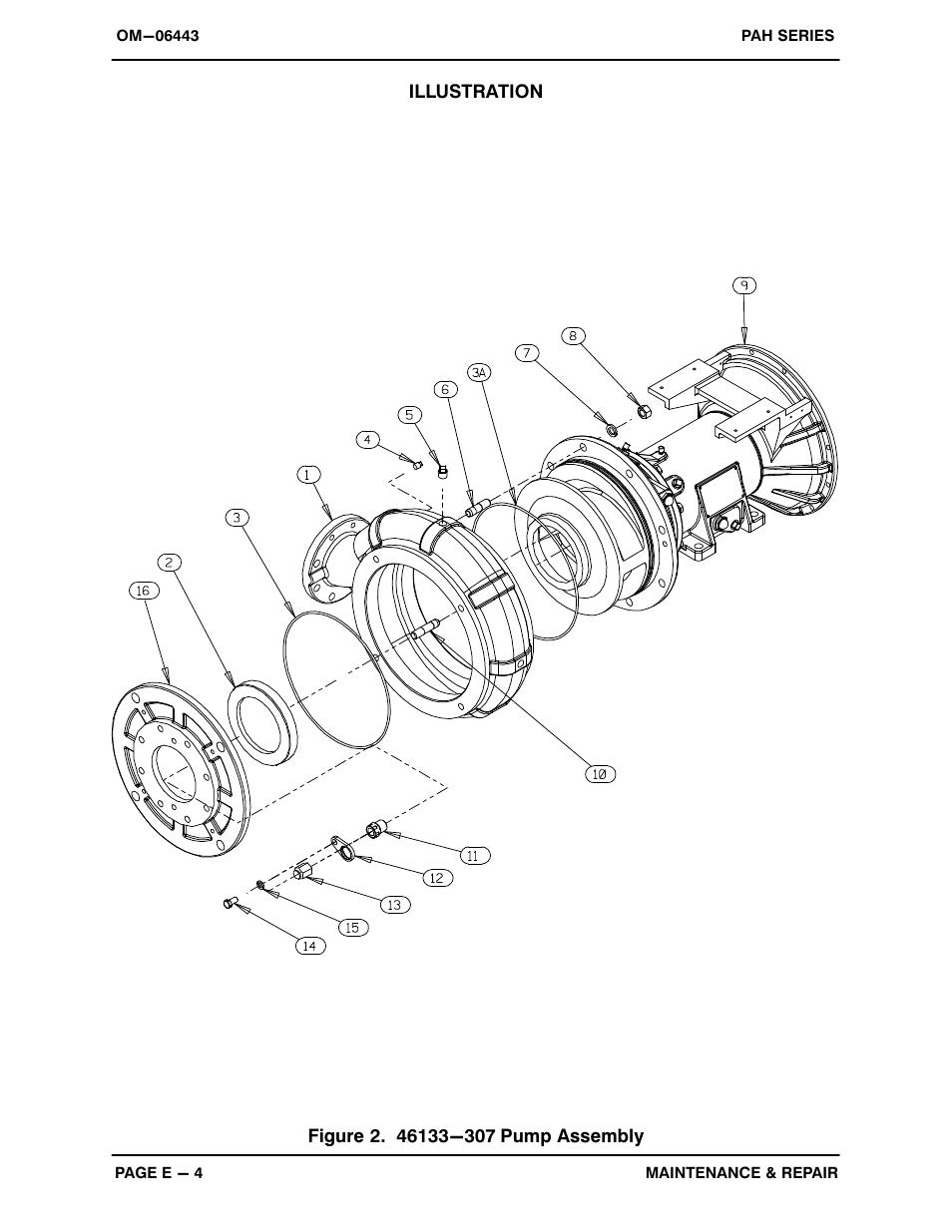 Gorman-Rupp Pumps PAH4A60C-B 1512735 and up User Manual