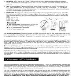 maintenance and troubleshooting liberty pumps 405hv user manual page 3 15 [ 954 x 1235 Pixel ]