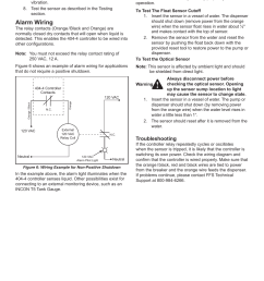 alarm wiring testing troubleshooting franklin fueling systems dc406 dispensing cutoff system user manual page 5 6 [ 954 x 1235 Pixel ]