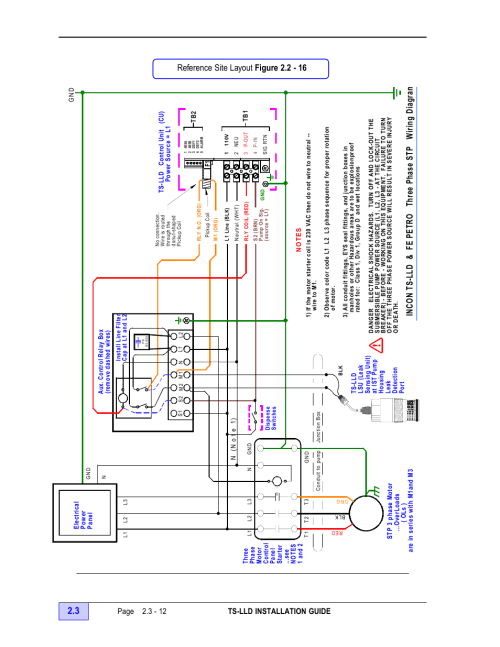 small resolution of control box standard fe petro stp interface schematic to ts lld 12 reference schematic franklin fueling systems ts lld installation manual user