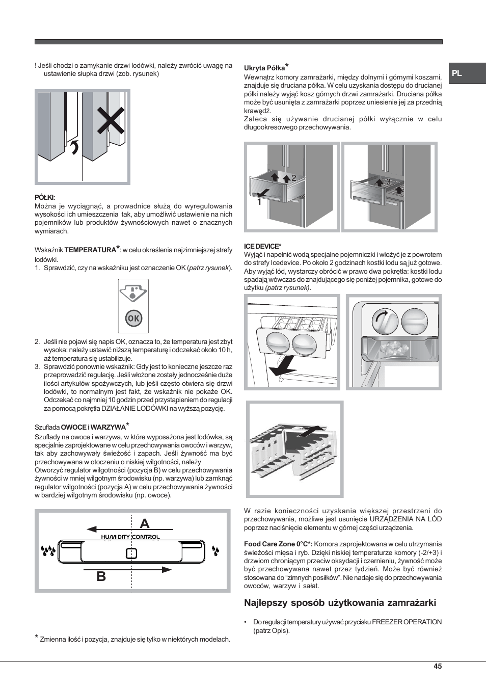 Hotpoint Ariston Combinato Quadrio E4D AAA X C User Manual