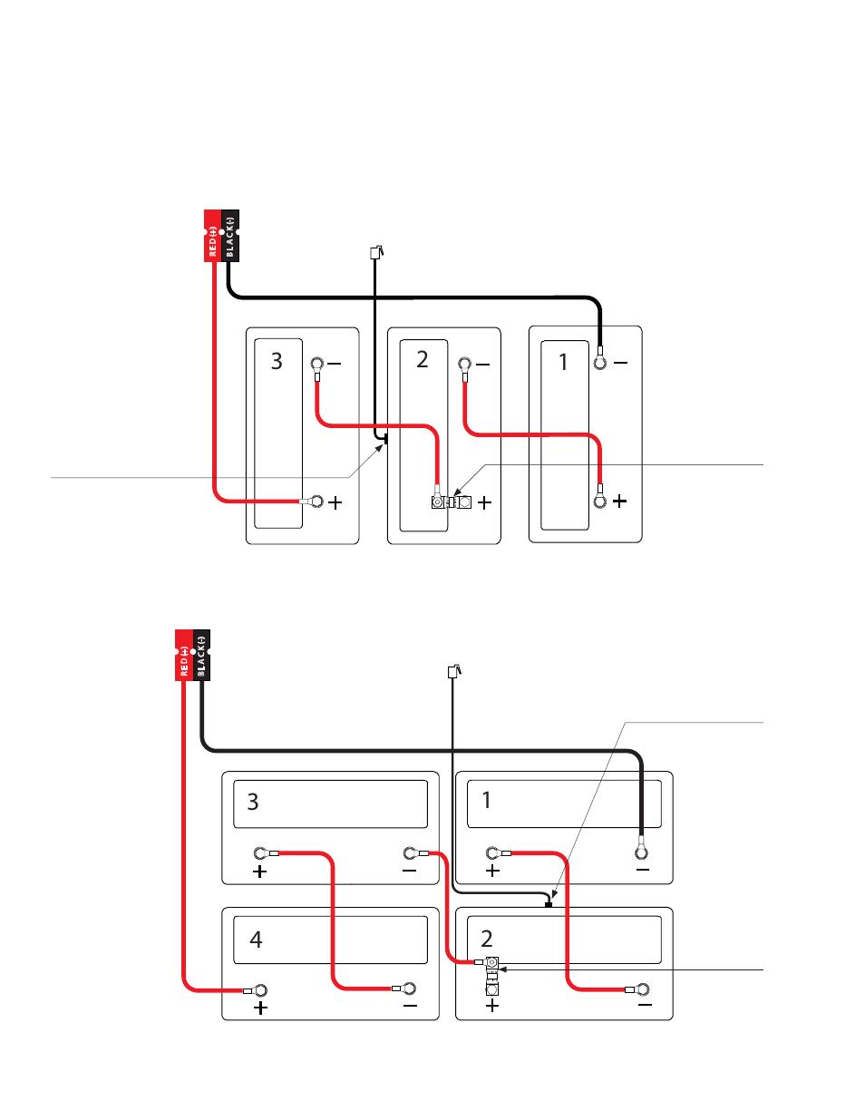 medium resolution of 4 battery wiring diagram wiring diagrams terms4 battery wiring diagram wiring diagram expert club car 4