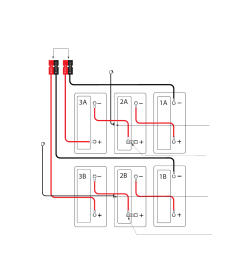 whelen power supply wiring diagram alpha technologies pme series user manual page 44 53 also for on field  [ 954 x 1235 Pixel ]