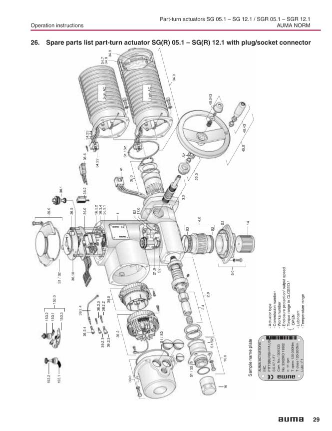 Auma Sg07 1 Actuator Wiring Diagram. erfly Valve Diagram ... Auma Sg Wiring Diagram on 2005 chevrolet hd diesel engine diagrams, primary metering diagrams, bettis actuator diagrams,