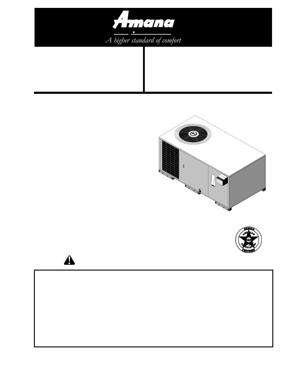 medium resolution of amana air conditioning wire diagram
