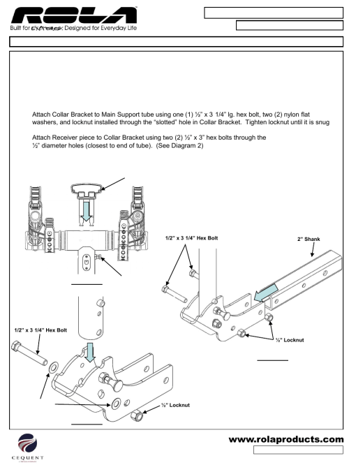 small resolution of draw tite 59401 bike carrier tx w tilt security hitch mount user manual 9 pages