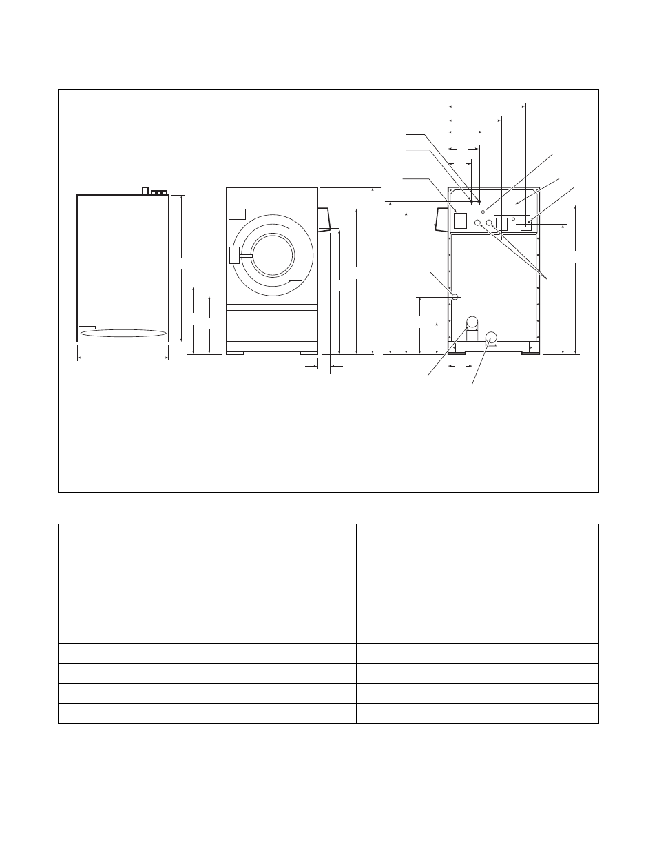 hight resolution of 175 pound models alliance laundry systems phm1397c user manual page 24 48