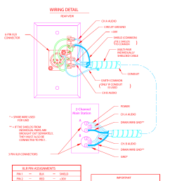 clear com wp 6 user manual 1 page rh manualsdir com wiring 4 pin molex 7 pin trailer connector wiring diagram [ 954 x 1350 Pixel ]