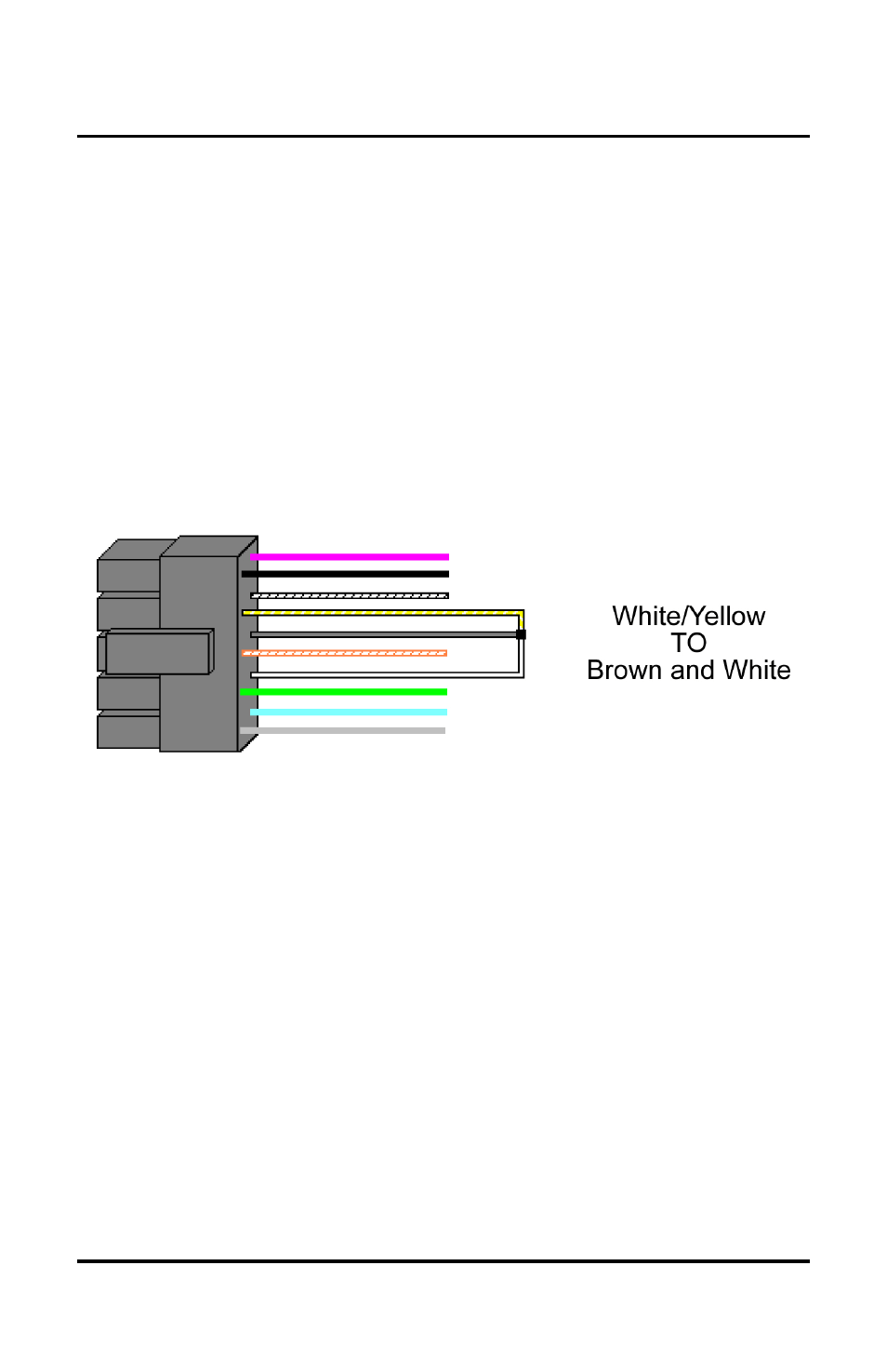 hight resolution of wire harness loopback connections controlled products systems group 212ilw user manual page 26 28