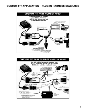 Accel Hei Distributor Wiring Diagram  Wiring Diagram Pictures