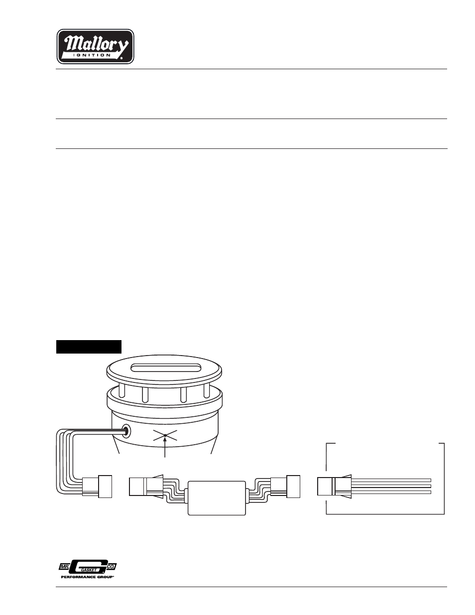 Mallory Ignition Wiring Diagram Pro 9000 Auto Electrical Willys Jeep Distributor 1979 Dodge 440 Hyfire 6a