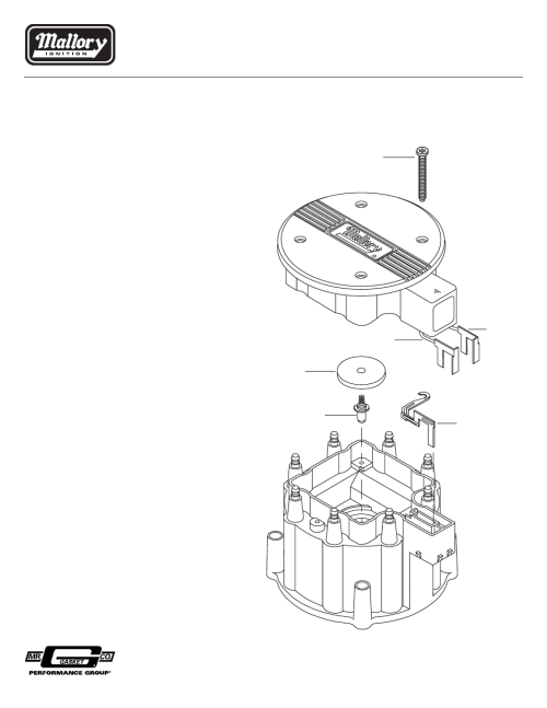 small resolution of mallory ignition mallory hei performance coil 29212 29215 usermallory ignition mallory hei performance coil 29212 29215 user manual