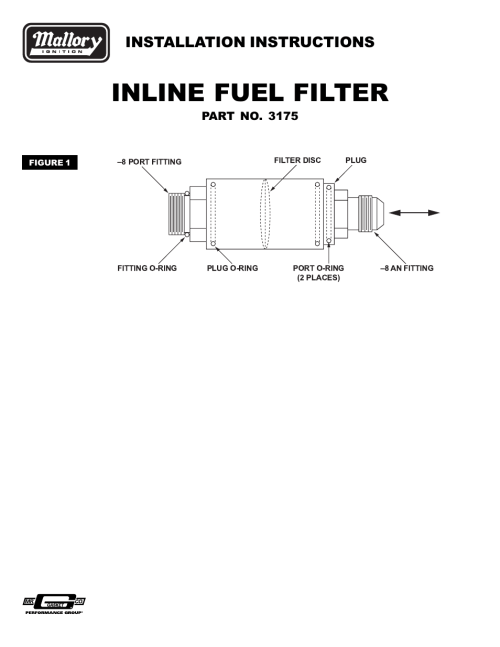 small resolution of install inline fuel filter
