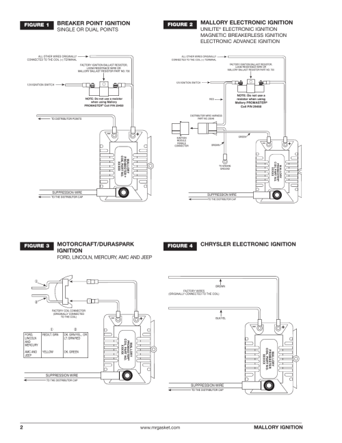 small resolution of mallory coil 29440 wiring diagram wiring diagram mallory 29440 wiring diagram schema diagram database mix mallory