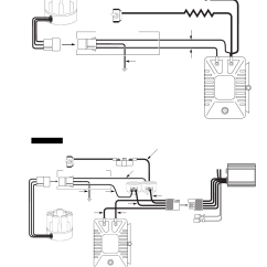 Mallory Distributor Wiring Diagram Toyota Push Switch Unilite Distributer Great Installation Of Coil Ignition User Manual Rh Manualsdir Com Module Promaster