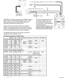 mallory ignition mallory magnetic breakerless distributor user manual page 4 4 [ 954 x 1235 Pixel ]
