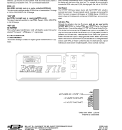 accel distributor wiring diagram distributor auto engine wiring mallory unilite distributor wiring chevy hei mallory wiring [ 954 x 1235 Pixel ]
